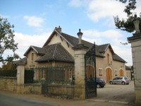 Comteslafonhouse