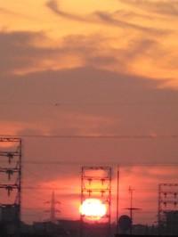 Sunrise20100720